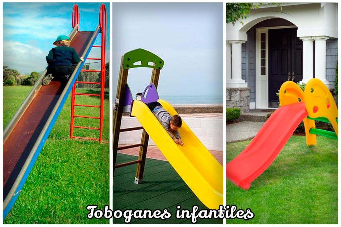 tobogganes infantiles para nios