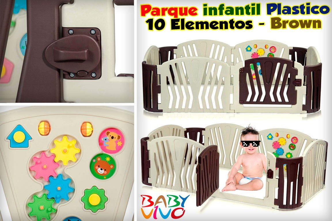 corral, parque para bebe de BabyVivo