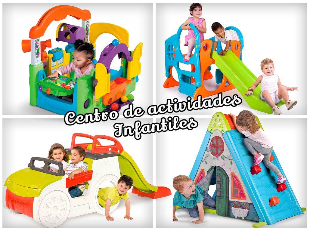 juegos infantiles exterior plastico