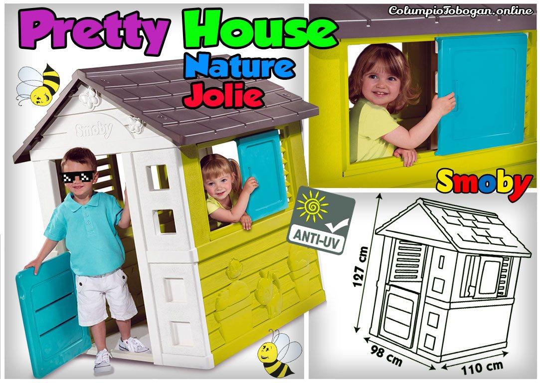smoby pretty house