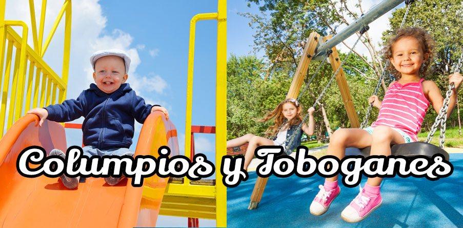 Tienda online de Columpios y toboganes